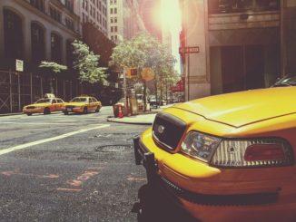 taxi kostka