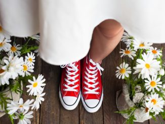 Oblíbená značka bot Converse
