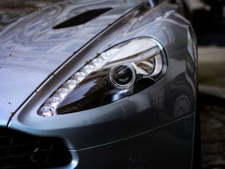 Aston Martin a létající auto
