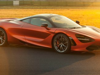 vozy McLarenu v roce 2025