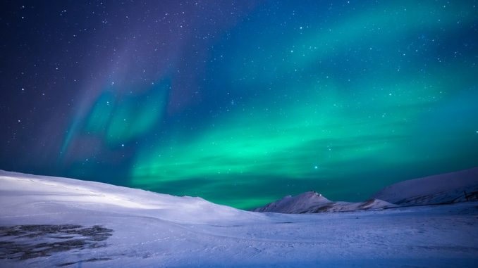 Odkud lze pozorovat polární zář?